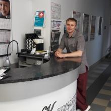 Врач-стоматолог-ортопед Ализарчик Алексей Иванович