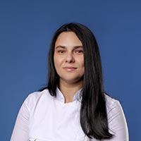 Крюкова Заряна Владимировна